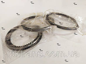 Кольца поршневые NISSAN K15 +1,00