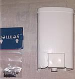 Дозатор для жидкого мыла Dolly2 500 мл. белый, фото 2