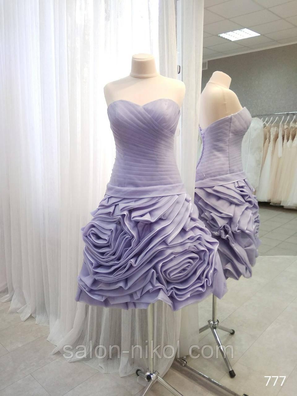 Вечернее, выпускное платье № 777