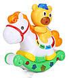 """Ночник-проектор Play Smart """"Медвежонок на лошадке"""" 7481, с подсветкой, звуковыми и световыми эффектами, фото 2"""