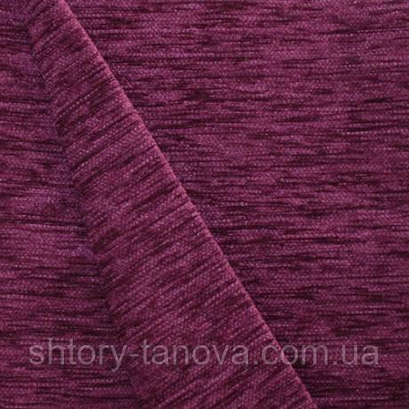 Декор шенилл комбин фиолет
