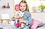 Кукла Zapf Creation Беби Борн Нежные объятия Стильный Лук 826690, фото 4