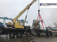 Такелажные работы, перевозка станков и промышленного оборудования/промышленных линий г. Харьков