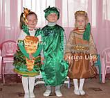 "Карнавальний костюм ""Морква"", ""Морквинка"", ""Морква"" - ПРОКАТ по Україні, фото 7"