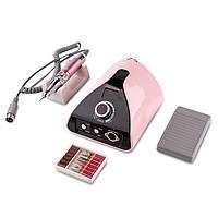 Фрезер для маникюра и педикюра Nail Drill ZS-711 PRO Pink