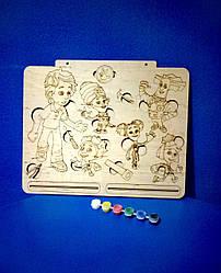 Фиксики (б), пазлы раскраска, деревянные фигурки ,сортер