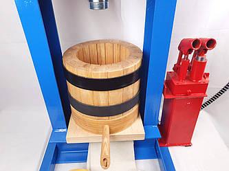 Масло пресс гидравлический для холодного отжимания 30 тон (без корзины)