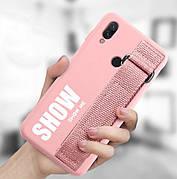 Силиконовый чехол ShowMe Xiaomi Redmi 5+ Plus Pink