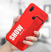 Силиконовый чехол ShowMe Xiaomi Redmi 5+ Plus Red