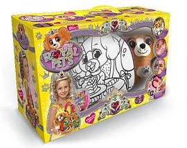 """Набор креативного творчества 8365DT """"ROYAL PET'S"""" сумочки с собачками, фото 2"""