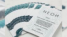Карты игральные | Bicycle Neon Cardistry Playing Cards, фото 2