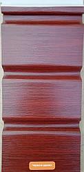 Софіт карнизна підшивка Asko Neo колір червоне дерево