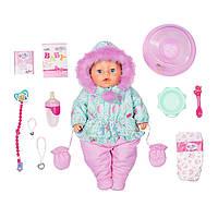 Кукла Беби Борн Zapf Creation Нежные объятия Зимняя красавица 827529