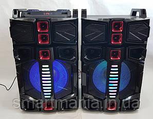 Активная стерео система колонки Wimpex WX-7314-12, 12 дюймов,350W (USB/Bluetooth/FM)