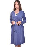 Халат для беременных и кормящих мам INDIGO 25312, фото 1