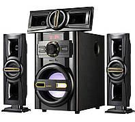 Комплект акустики 3.1 DJACK E-503 60W (USB/FM-радио/Bluetooth)