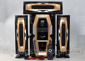 Акустическая система комплект 3.1 Era Ear E-E3L (USB/FM-радио/Bluetooth)  60 Вт