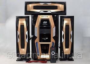 Акустична система комплект 3.1 Era Ear E-E3L (USB/FM-радіо/Bluetooth) 60 Вт