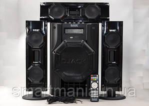 Акустична система 3.1 DJACK DJ-X3L 100W (USB/FM-радіо/Bluetooth)