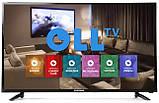"Телевізори 42"" Samsung Super Slim, 8Gb SmartTV LED! 4K, IPTV, Android 9, T2, WIFI, USB КОРЕЯ!, фото 6"