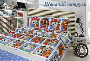 Комплект детского постельного белья ТИРОТЕКС полуторный Бязь - 100% хлопок