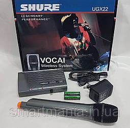 Бездротовий мікрофон Shure UGX-22