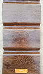 Софіт Asko Neo карнизна підшивання колір горіх, фото 2