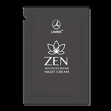 ТЕСТЕР Крем ночной восстанавливающий со стволовыми клетками бурого риса ZEN Line 2мл