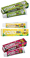 Детская зубная паста 2080 KeraSys Dental Clinic укрепление эмали здоровье десен кариес очищение детям с 2х лет