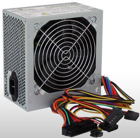 Блок питания 500W LogicPower .