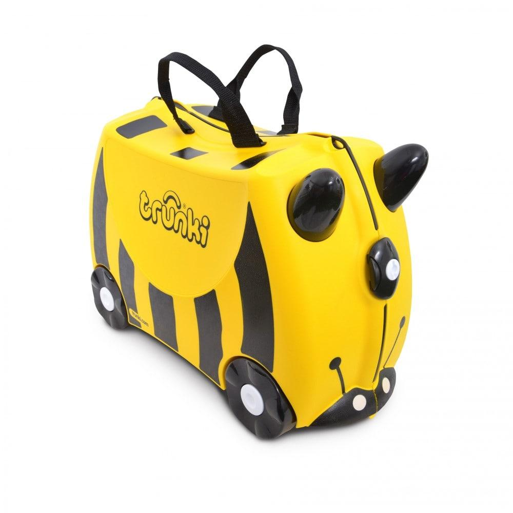 Trunki чемодан транки Bernard Bumble Bee
