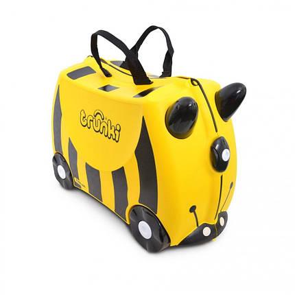 Trunki чемодан транки Bernard Bumble Bee, фото 2