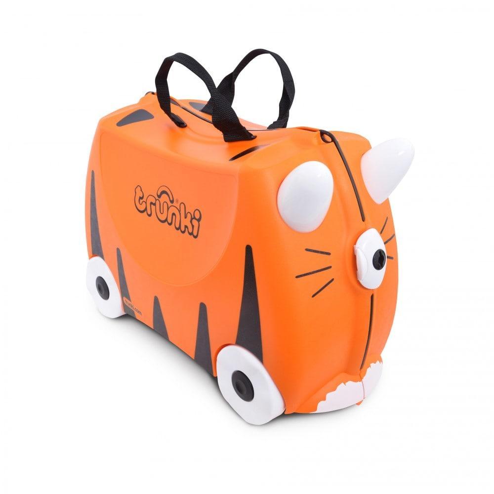 Trunki детский чемодан транки Tiger