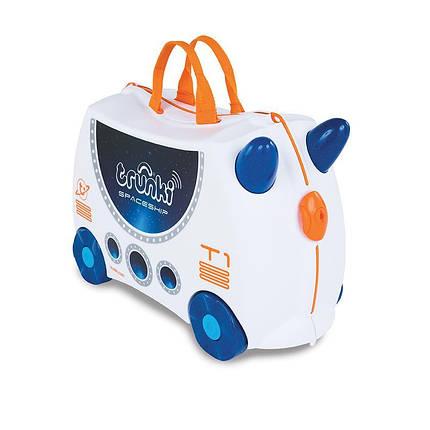 Trunki детский чемодан транки Skye the Spaceship, фото 2