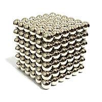 Неокуб NeoCube Серебристый (7 мм)
