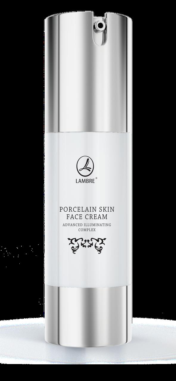 Крем отбеливающий и осветляющий для кожи лица PORCELAIN SKIN 50 МЛ
