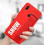 Силиконовый чехол ShowMe Xiaomi Redmi 6 Pro / Mi A2 lite Red