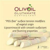 Натуральный оливковый ПАВ OLIVOIL GLUTAMATE для косметики 120кг