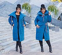 Женская куртка, парка Разные цвета Большие размеры