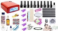 Стартовый набор Viko Professional для покрытия гель-лаком