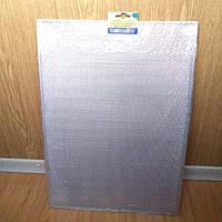 Универсальный алюминиевый жиропоглощающий фильтр сетка для кухонной вытяжки 380х550