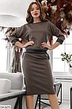 Стильный костюм   (размеры 48-54) 0217-37, фото 2