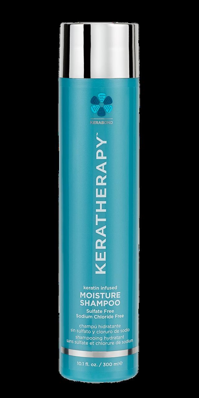 Безсульфатный шампунь Keratherapy Moisture Shampoo 250 ml (в разлив)