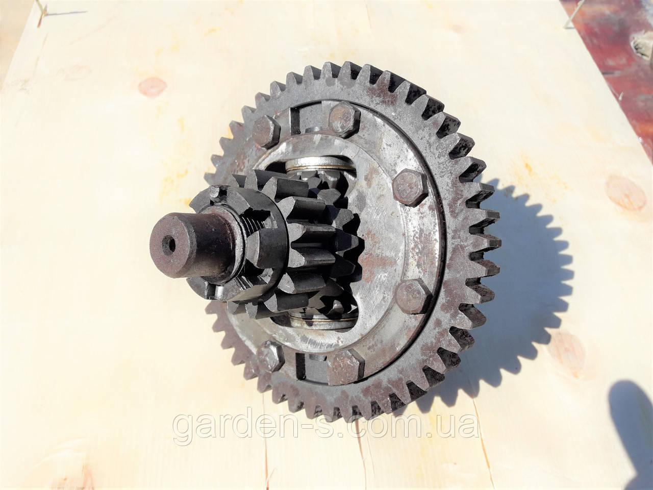 Дифференциал для мототрактора на мототрактор (на болтах)