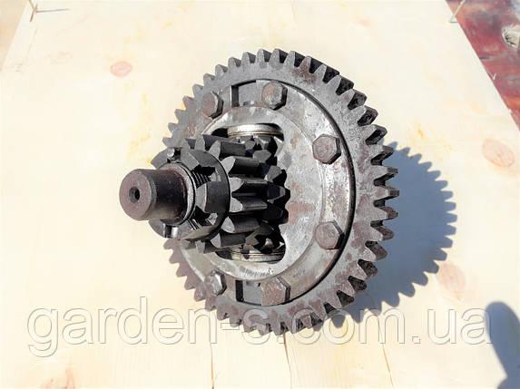 Дифференциал для мототрактора на мототрактор (на болтах), фото 2