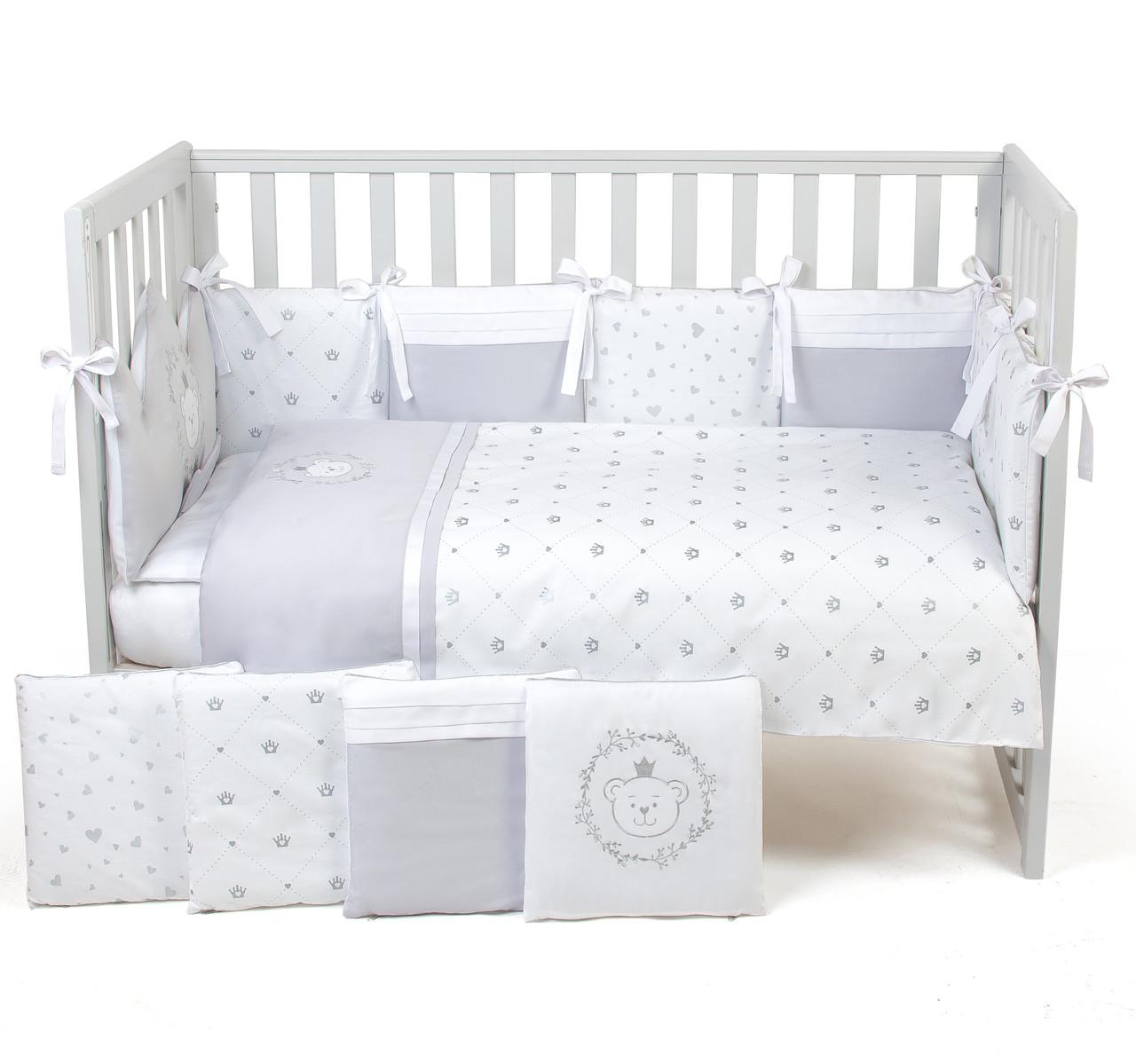 Постельный комплект для новорожденных  Veres  Royal dream