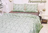 Комплект спального постельного белья ТИРОТЕКС полуторный Бязь - 100% хлопок