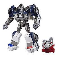 Трансформер Барикад Полицейская Машина Энергон Transformers: Bumblebee Energon Igniters Nitro E0755