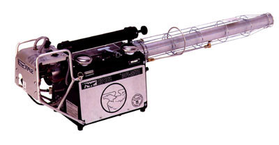 Superhawk аэрозольный термический генератор тумана