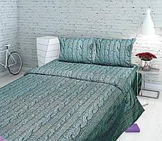 Комплект спального постельного белья ТИРОТЕКС двуспальный Бязь - 100% хлопок